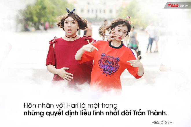Trấn Thành nói về bệnh ung thư của Hari: Tôi không trách cô ấy, chắc gì tôi không bị bệnh?-3