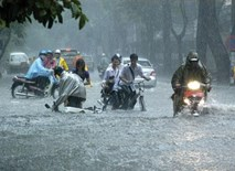 Tin mới thời tiết 27/5: Bắc Bộ, Bắc Trung Bộ đón mưa dông trên diện rộng, nhiệt độ giảm mạnh