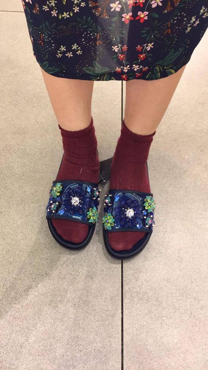 Zara lại khiến dân tình khóc thét vì giày Chợ Lớn giá gần cả triệu-7