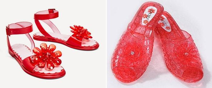 Zara lại khiến dân tình khóc thét vì giày Chợ Lớn giá gần cả triệu-5