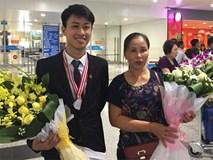 9x Quảng Bình đỗ ĐH số 1 thế giới, giành 2 HCV Olympic Quốc tế