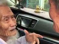 Clip cuộc hội ngộ của 2 cụ ông gần trăm tuổi: 'Ông vào nhà, tôi pha sữa cho'