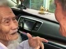 Clip cuộc hội ngộ của 2 cụ ông gần trăm tuổi: