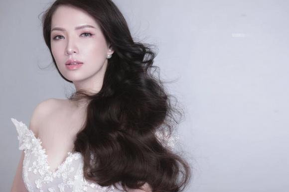 Đan Lê xinh đẹp ngọt ngào nhưng khác lạ nhờ đeo lens-9