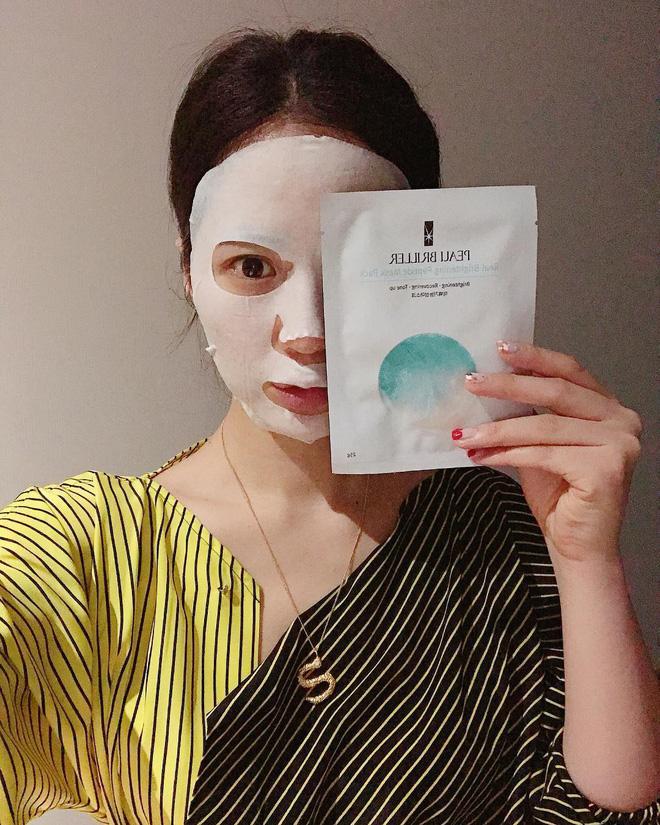 Chỉ cần một thao tác nhỏ khi đắp mặt nạ giấy, các nàng có thể tăng gấp đôi hiệu quả dưỡng da-2