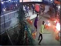 Chọc ghẹo phụ nữ trong quán nhậu, 5 người bị truy sát thương vong