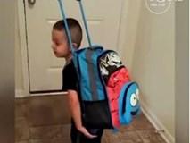 Con trai 5 tuổi muốn bỏ nhà đi, người mẹ chỉ hỏi vài câu khiến cậu bé phải thay đổi ý định
