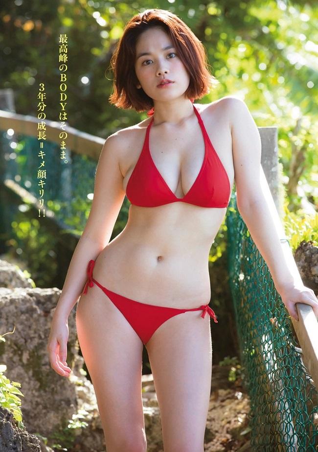 17 cô gái Nhật đẹp hút hồn từ gương mặt đến hình thể-17