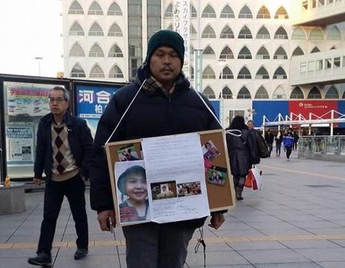 Vụ án bé Nhật Linh bị sát hại ở Nhật: Gia đình đã thu thập được hơn 1 triệu chữ ký kêu gọi xử nghiêm hung thủ-2