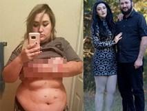 Sau 6 lần sảy thai vì quá béo, người phụ nữ đã lột xác ngoạn mục, sinh con và trở thành người mẫu