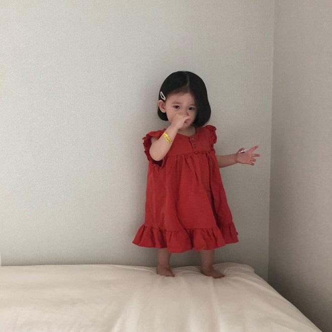 Mẹ của các em bé nổi tiếng MXH Hàn - Nhật: Người xinh như hot girl, người quyết tâm giấu mặt-12
