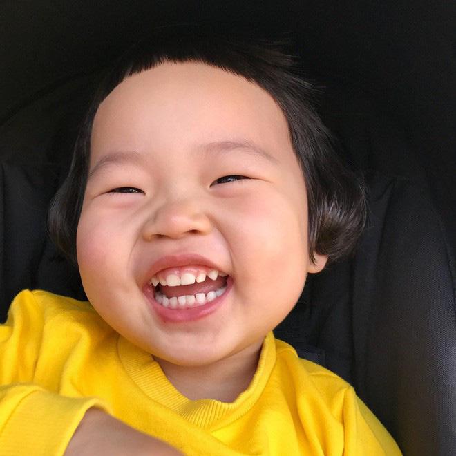 Mẹ của các em bé nổi tiếng MXH Hàn - Nhật: Người xinh như hot girl, người quyết tâm giấu mặt-1