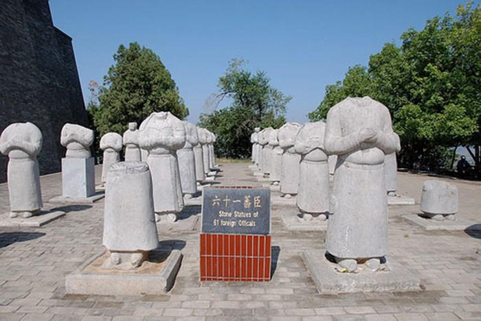 Bí ẩn rợn người bên trong lăng mộ nữ Hoàng đế duy nhất lịch sử Trung Hoa Võ Tắc Thiên-3