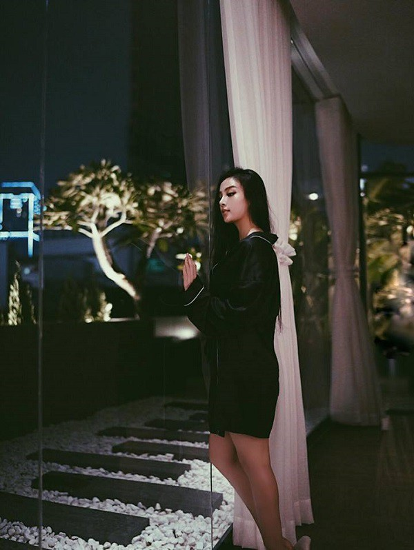 Cận cảnh căn biệt thự trị giá 5 triệu đô giữa lòng Sài Gòn của hotgirl Huyền Baby-2