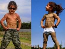 Cậu nhóc mới hơn 4 tuổi có nhiều khả năng phi thường