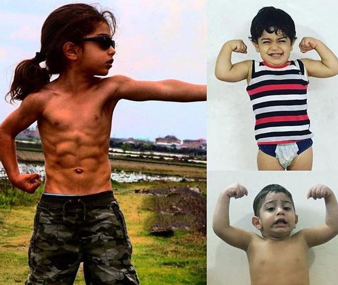 Cậu nhóc mới hơn 4 tuổi có nhiều khả năng phi thường-3