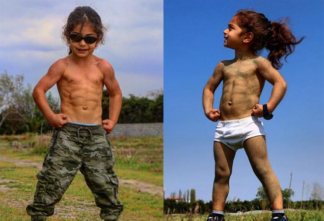 Cậu nhóc mới hơn 4 tuổi có nhiều khả năng phi thường-1