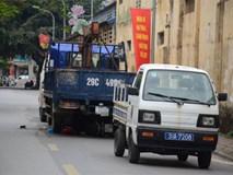 Nhân chứng hãi hùng kể lại giây phút xe tải lùi trúng xe máy làm người phụ nữ mang thai tử vong