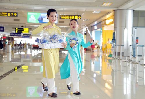 1/6: Món quà nhân ái tặng khách nhí bay Vietnam Airlines-3