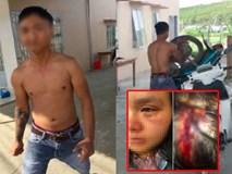 Vợ bầu 9 tháng phải livestream vì bị chồng đánh tới tấp do nằm nghỉ không trông con