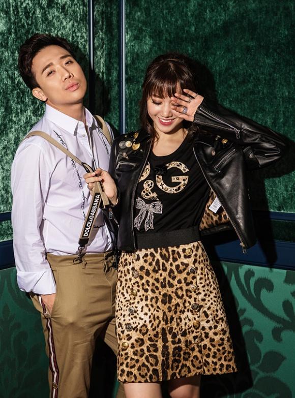 Kỉ niệm 17 tháng về chung nhà, Trấn Thành và Hari Won tung bộ ảnh tình bể bình-14
