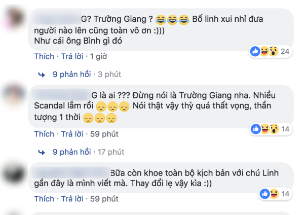 Hứa Minh Đạt tố Danh hài G vô ơn với Hoài Linh, dân mạng lập tức chỉ thẳng tên Trường Giang-2