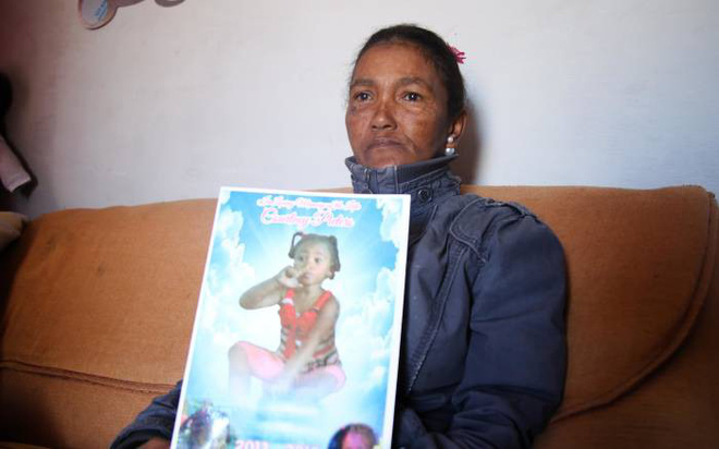 Đòi xem tivi, bé gái 3 tuổi bị người đàn ông trọ cùng nhà giết chết và xâm hại gây phẫn nộ-2