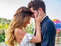 Sao trẻ Barcelona lên xe hoa với người mẫu xinh đẹp Israel