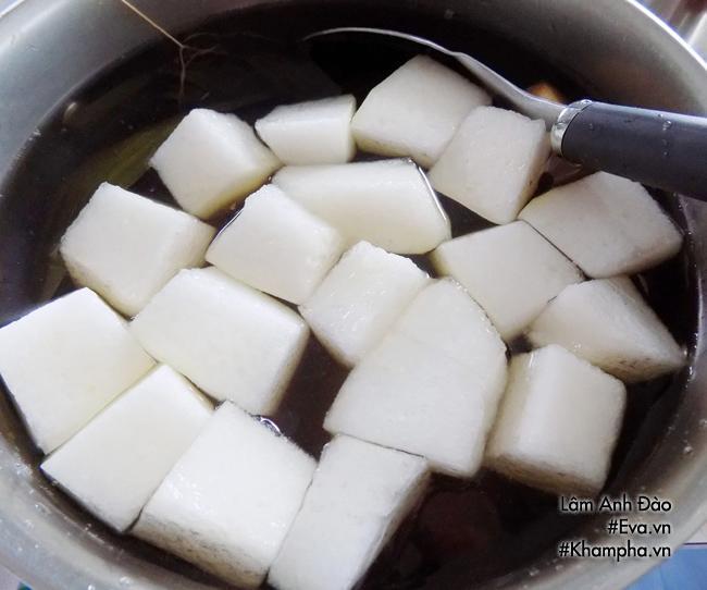 Cách nấu trà bí đao thanh mát, giải nhiệt nắng nóng ngày hè-4