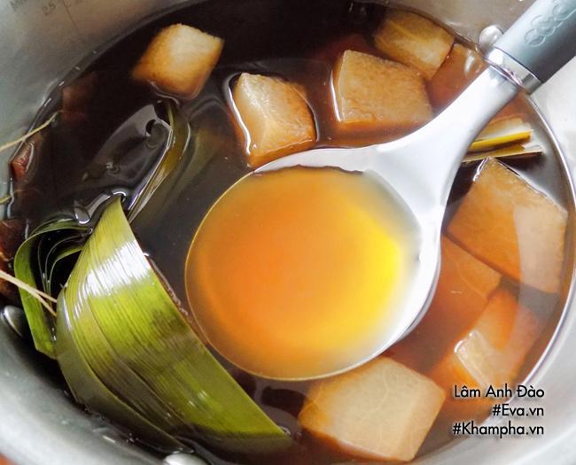 Cách nấu trà bí đao thanh mát, giải nhiệt nắng nóng ngày hè-5