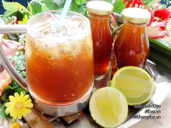 Cách nấu trà bí đao thanh mát, giải nhiệt nắng nóng ngày hè-6