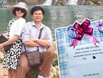 Quà sinh nhật chồng U50 tặng vợ được gói ghém cẩn thận khi mở ra ai cũng té ngửa, MXH sục sôi