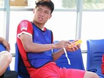 Cầu thủ U23 Việt Nam dính chấn thương nặng
