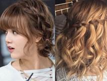 1.001 kiểu tóc tết xinh hết phần thiên hạ dành riêng cho nàng tóc ngắn