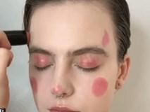 Tưởng là vẽ mặt hề nhưng xem xong clip, các nàng mới nhận ra mình vừa học được chiêu makeup