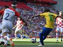 Neymar nổ súng, Brazil chạy đà hoàn hảo cho World Cup 2018