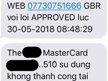 Thẻ bị hack, ngân hàng nói lỗi do 'thượng đế'