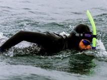 Bơi vượt Thái Bình Dương, sự điên rồ hay đi tìm giới hạn?