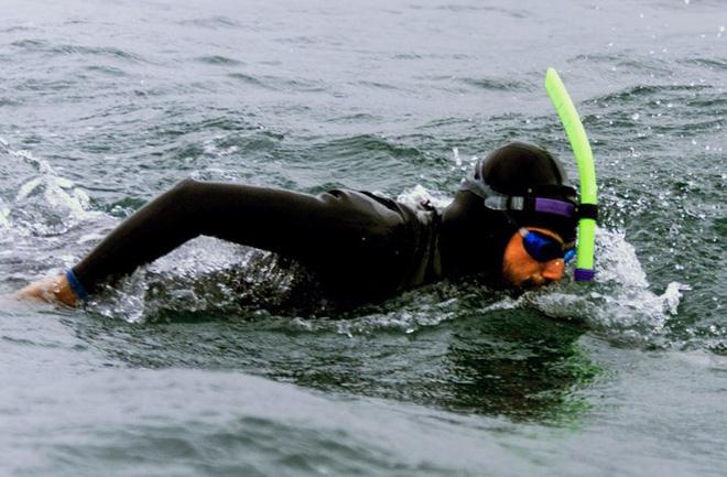 Bơi vượt Thái Bình Dương, sự điên rồ hay đi tìm giới hạn?-1