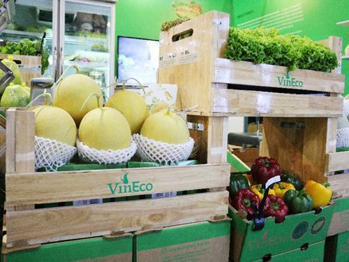 Nông sản VinEco gây ấn tượng tại hội chợ Thaifex 2018-3