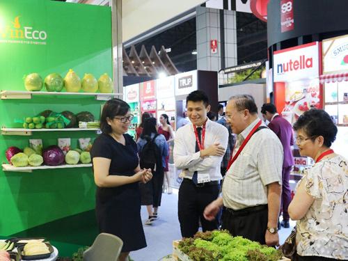Nông sản VinEco gây ấn tượng tại hội chợ Thaifex 2018-4