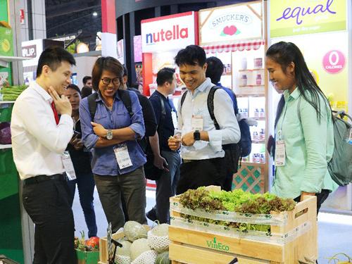 Nông sản VinEco gây ấn tượng tại hội chợ Thaifex 2018-6