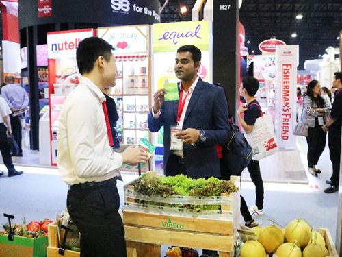 Nông sản VinEco gây ấn tượng tại hội chợ Thaifex 2018-7