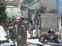 Video: Khám nghiệm hiện trường vụ chặt xác phi tang do ghen tuông
