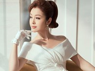 Đã là 'gái ba con', Hoa hậu Jennifer Phạm vẫn khoe vẻ đẹp diễm lệ hiếm ai bằng