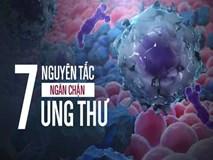 Bệnh từ miệng mà ra: 7 điều bạn nên làm ngay để ung thư