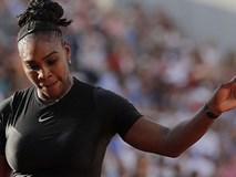Serena William bất ngờ chia tay Roland Garros