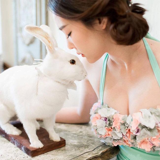 4 thiếu nữ Thái Lan tuyệt xinh được vạn chàng trai coi là tình trong mộng-4