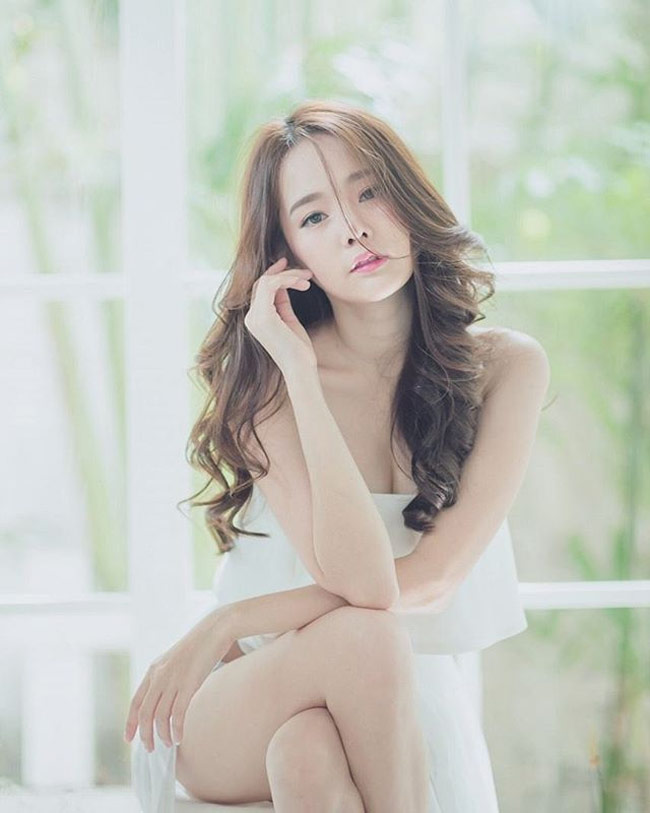 4 thiếu nữ Thái Lan tuyệt xinh được vạn chàng trai coi là tình trong mộng-14