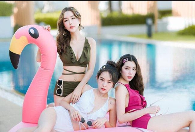4 thiếu nữ Thái Lan tuyệt xinh được vạn chàng trai coi là tình trong mộng-16